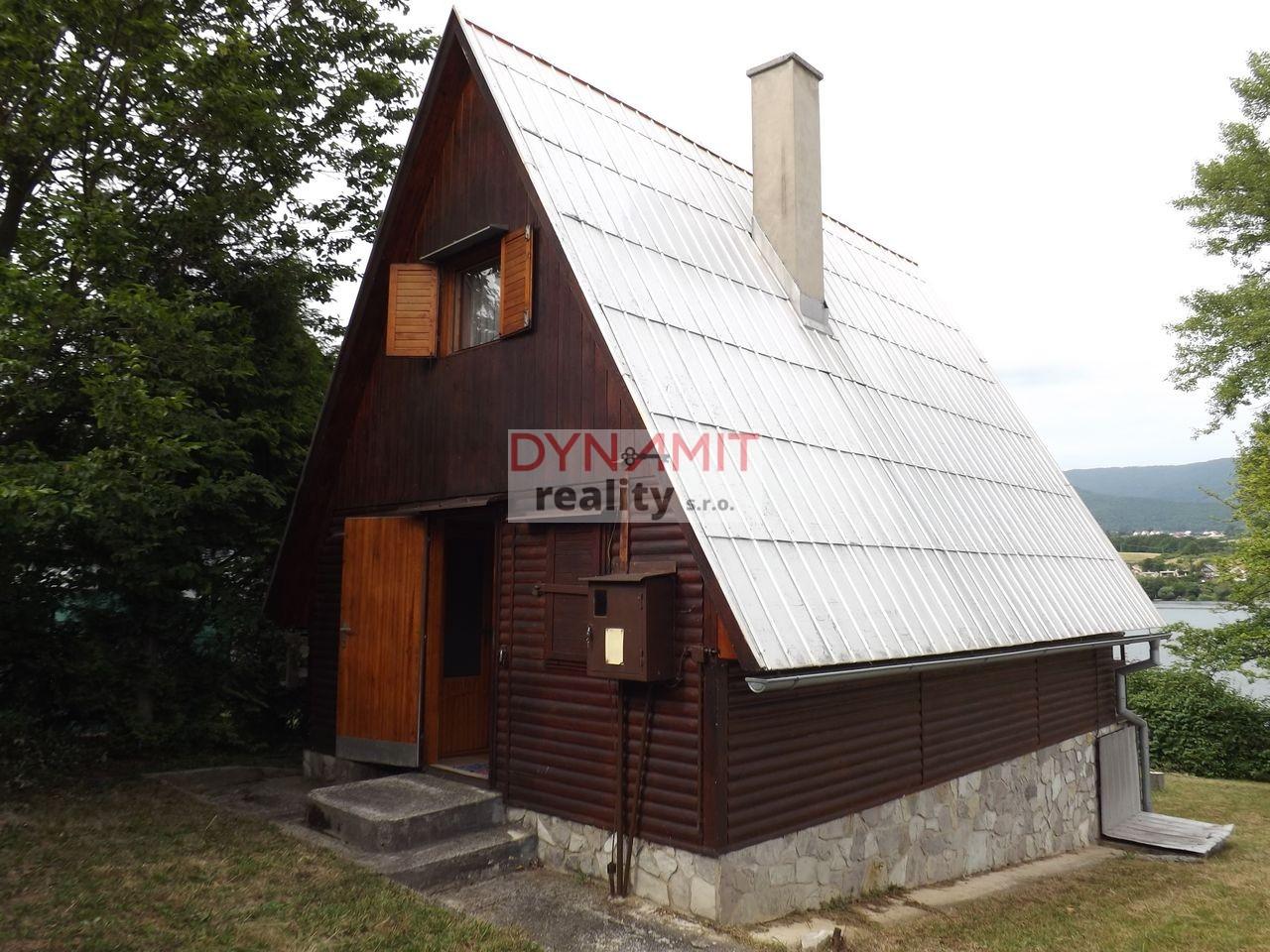 Predaj rekreačná chata 234 m2 Nitrianske Rudno