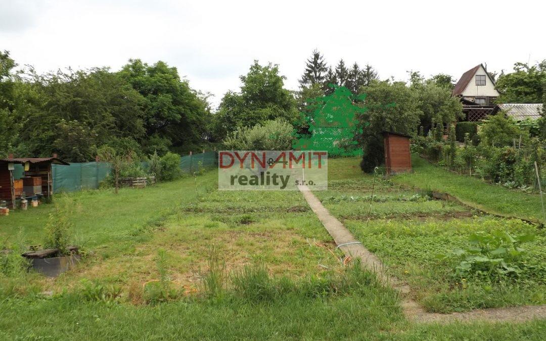 Predaj záhrada 260 m2 Prievidza, sad Hrbačky