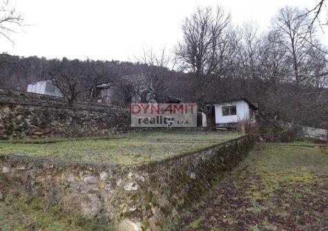 Predaj záhrada 154 m2  Bojnice, Tále