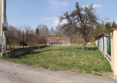 Predaj pozemok 1309 m2, Liešťany okres Prievidza