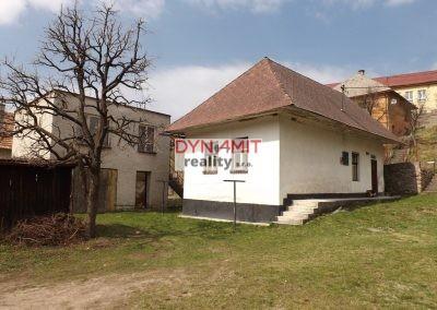 Predaj starší rodinný dom, Valaská Belá okres Prievidza