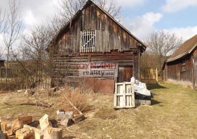 EXKLUZÍVNE – predaj záhrada 391 m2, Kľačno okres Prievidza