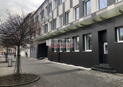 Prenájom kancelárskych priestorov v centre mesta Prievidza