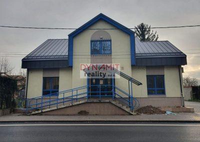 Predaj rodinného domu Nováky
