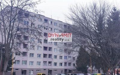 EXKLUZÍVNE – PREDAJ 2 izbový byt – 54 m2- ulica Jozefa Ignáca Bajzu – Prievidza