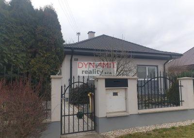 EXKLUZÍVNE – predaj 3 izbového rodinného domu  – Rajčany
