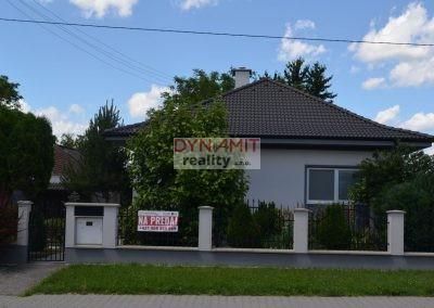 EXKLUZÍVNE – Predaj 3-izbového rodinného domu – obec Rajčany