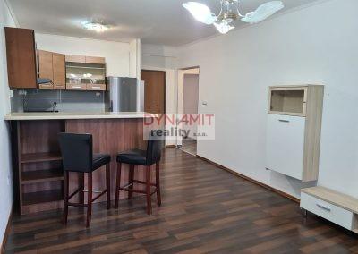 EXKLUZÍVNE – Prenájom 3 izbový byt 57 m2, Prievidza