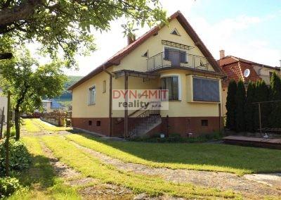 EXKLUZÍVNE – Predaj 5 izbový rodinný dom Diviaky nad Nitricou, okr.Prievidza