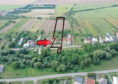 EXKLUZÍVNE – Predaj pozemok 5096 m2, Sačurov, okr. Vranov nad Topľou